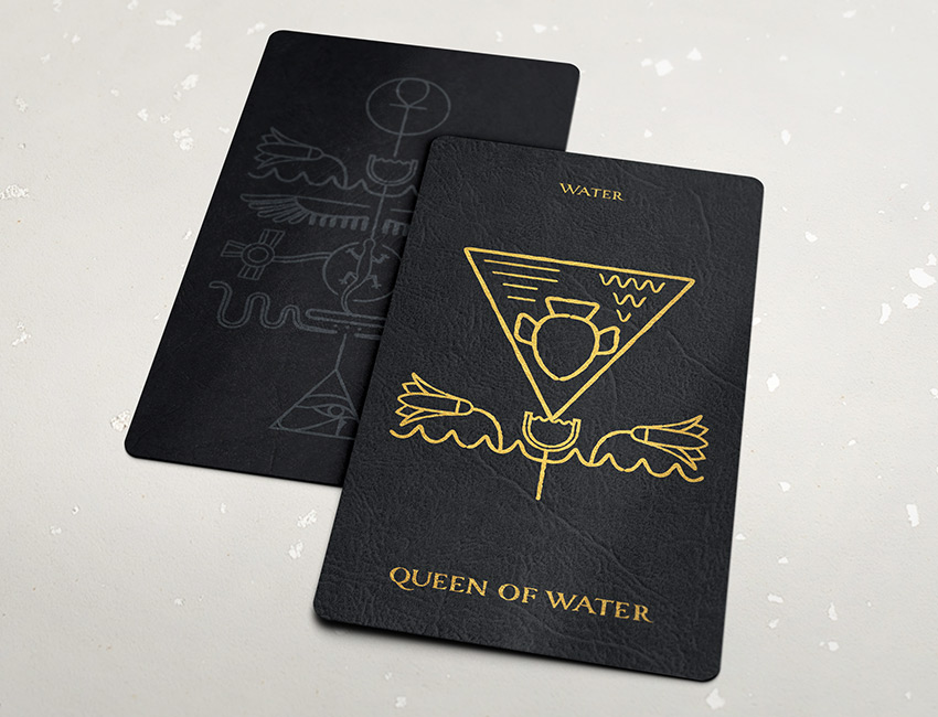 Queen-of-Water