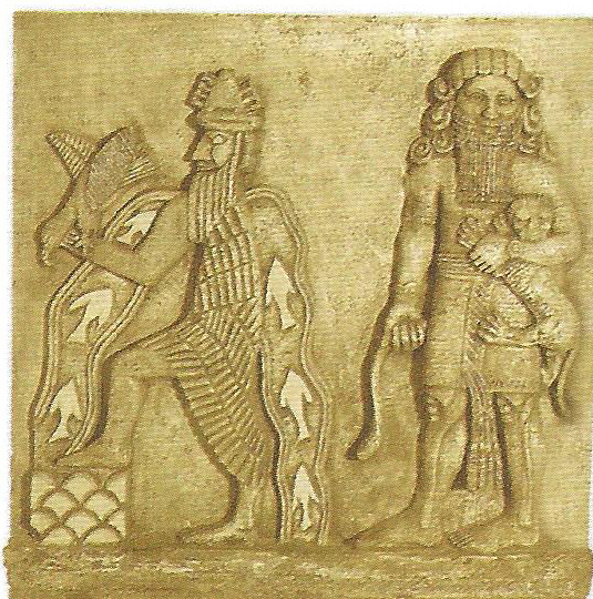 gilgamesh-and-enki